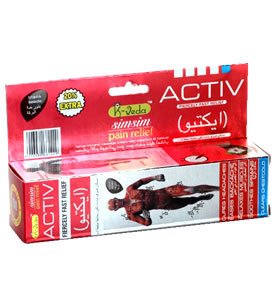 Pain Relief Active