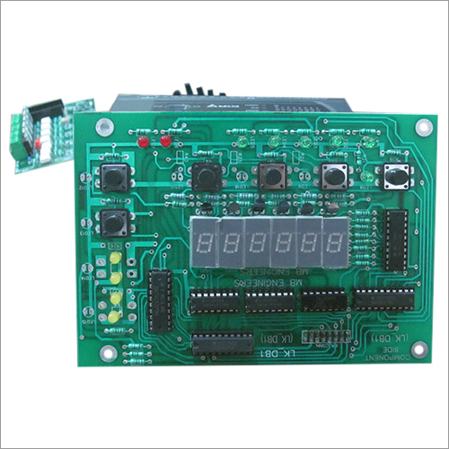 Display Card Circuit Boards