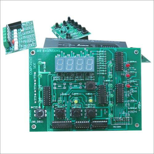 Electronic Display Card Circuit Boards