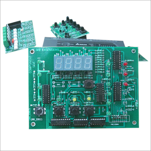 Electronic Display Card