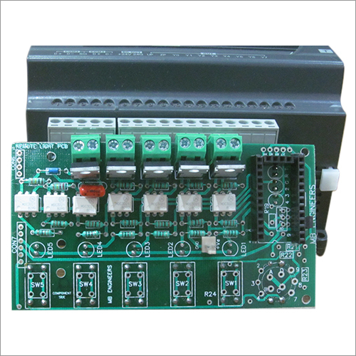 Electronic Switch Card Circuit Boards