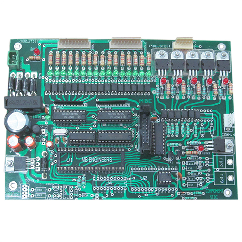 Electriconic Motherboard Card