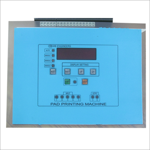 Electrical Pad Printing Machine Card Display
