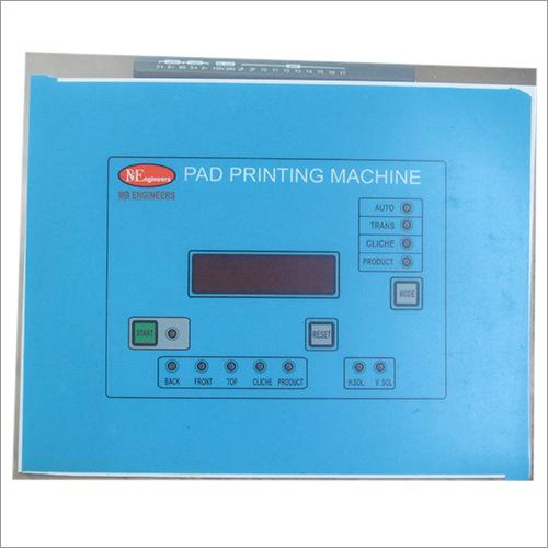Pad Printing Panel Card Display