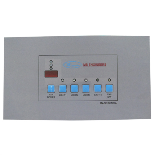 Electric  Pneumatic Control Panel