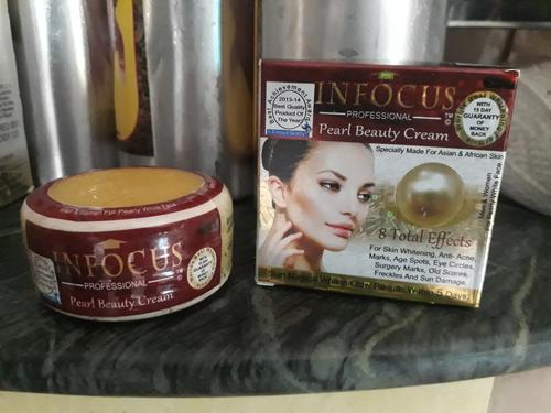 Infocus Pearl Beauty Cream