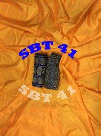 Plain Two Tone Sana Silk Saree with Heavy Brocade