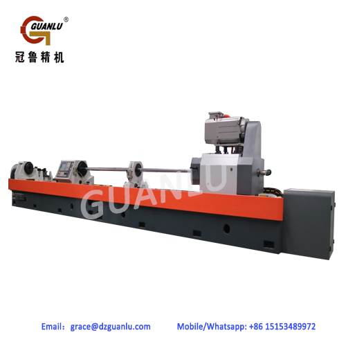 Double Spindle Skiving Roller Burnishing Machine