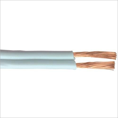 2.5 mm 12 G Loudspeaker Cable White