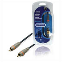 1 RCA To 1 RCA Sub Woofer Cable