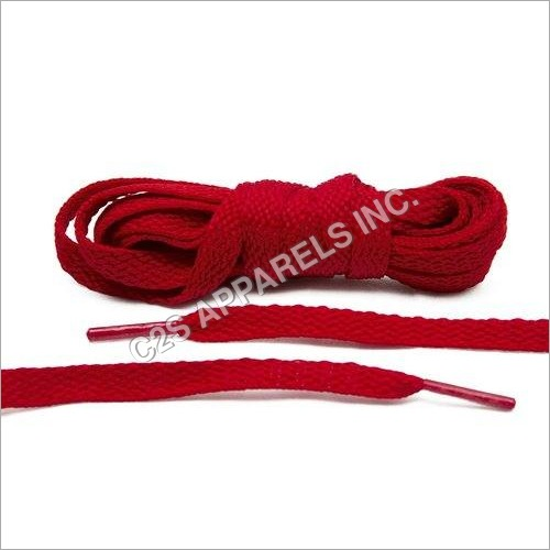 Red Shoe Laces