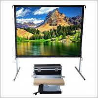 94 inch Easy Fold Projector Screen