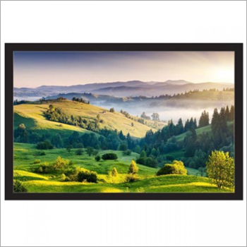 97 inch Fixed Frame Projector Screen