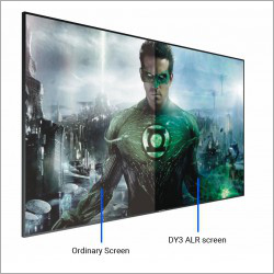 100 inch ALR Edge Fixed Frame Projector Screen