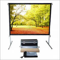100 inch Easy Fold Projector Screen