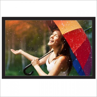 110 inch Fixed Frame Projector Screen