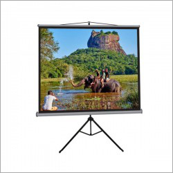 120 inch Tripod Projector Screen