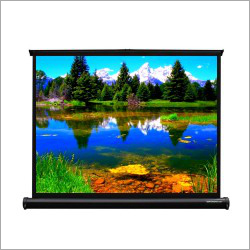25 inch Portable Projector Screen