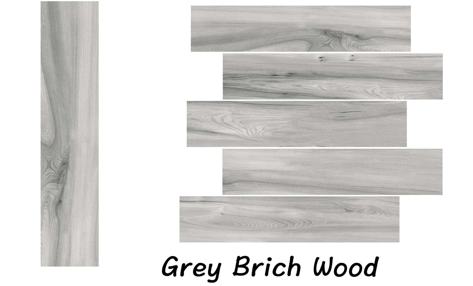 Grey Wooden Floor Tiles