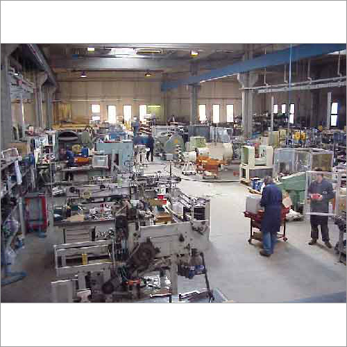 Soap Making Machinery And Plant