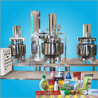 Liquid Soap Making Plant