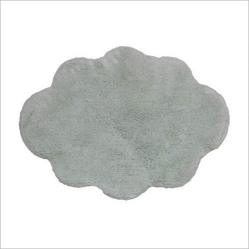 Cloud Shaped Bath Mat