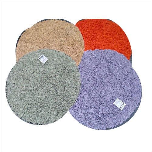 Circular Bath Mat