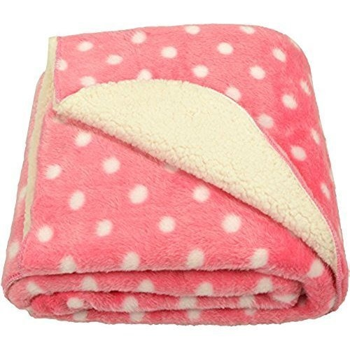 Loft Fleece Baby Blanket