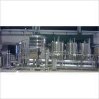 Reverse Osmosis Mineral Water Plant