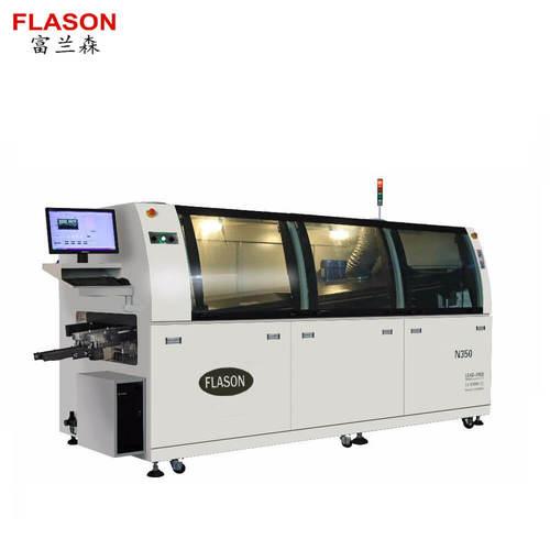 3 Heating Zones wave soldering machine N350
