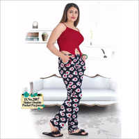 Ladies Printed Pajama