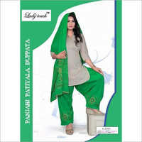 Ladies Patiala Salwar With Dupatta
