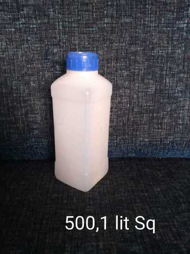 Square Bottle For Pesticides Industries