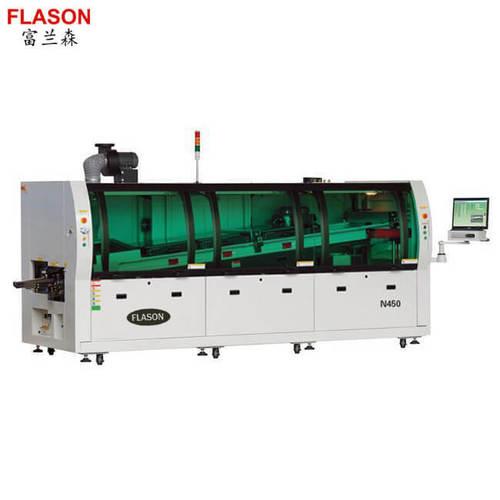 Big Size DIP Assembly line wave soldering machine N450