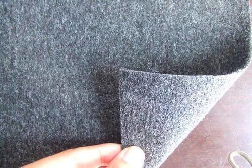 Grey Non Woven Fabric Roll