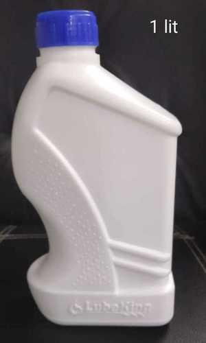 Plastic Bottle For Lubricant Oil