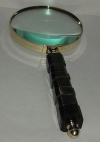 World Functional Real Antique Magnifying Glass