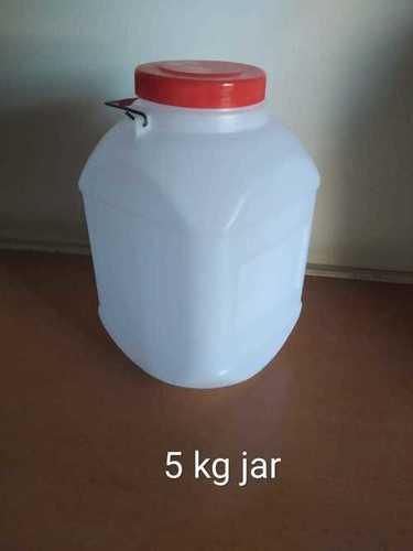 Plastic Jar - Up to 5 KG