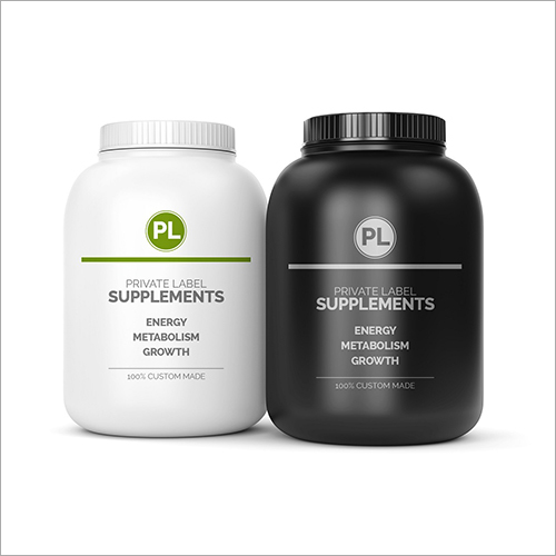 Private Label Protein Powder Container