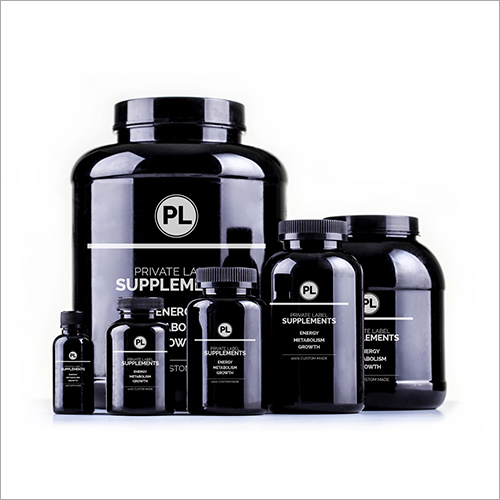 Private Label Protein Powder Package