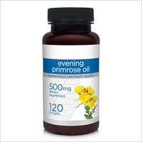 Evening Primerose Oil Capsules