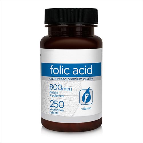 Folic Acid Capsules