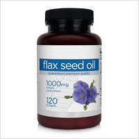 Flaxseed Capsules