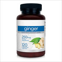 Ginger Capsules