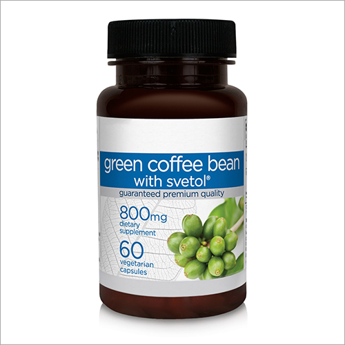 Green Coffee Capsules