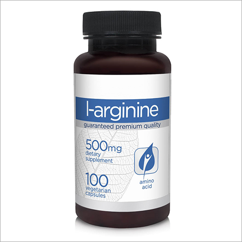 L Arginine Capsules