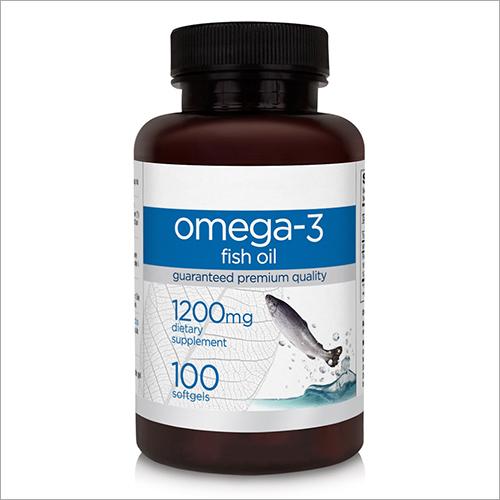 Omega 3 Fish Oil Capsules