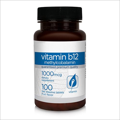 Vitamin B12 Capsles