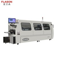Big Size Dual Wave SMT Wave Soldering Machine Top350