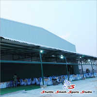 Outdoor Sports Complex Structure